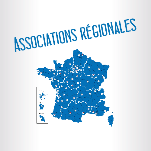 Les associations régionales