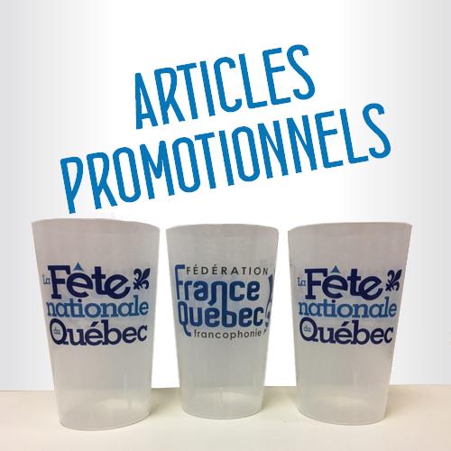 Articles promotionnels