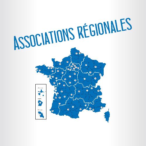 Les associations régionales