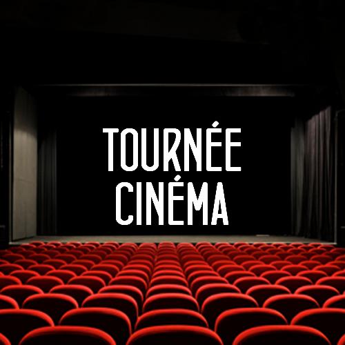 Tournée Cinéma « Le Québec à l'affiche »